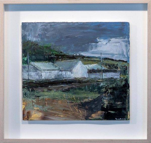 Donald Teskey, Farmhouse North Mayo
