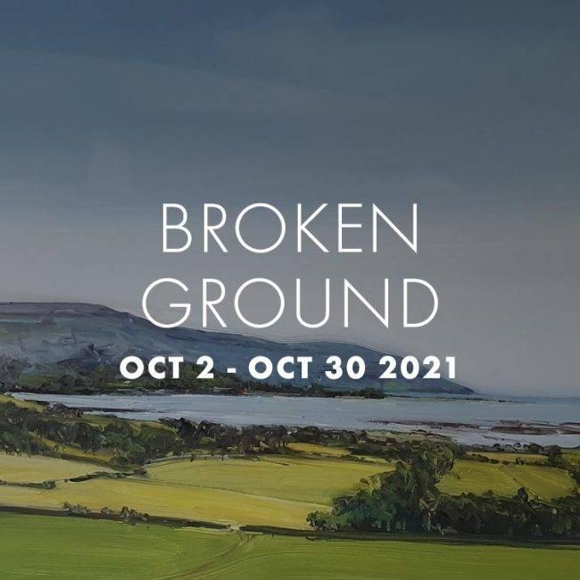 Broken Ground Kaye Maahs